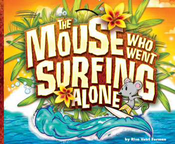 The mouse who went surfing alone