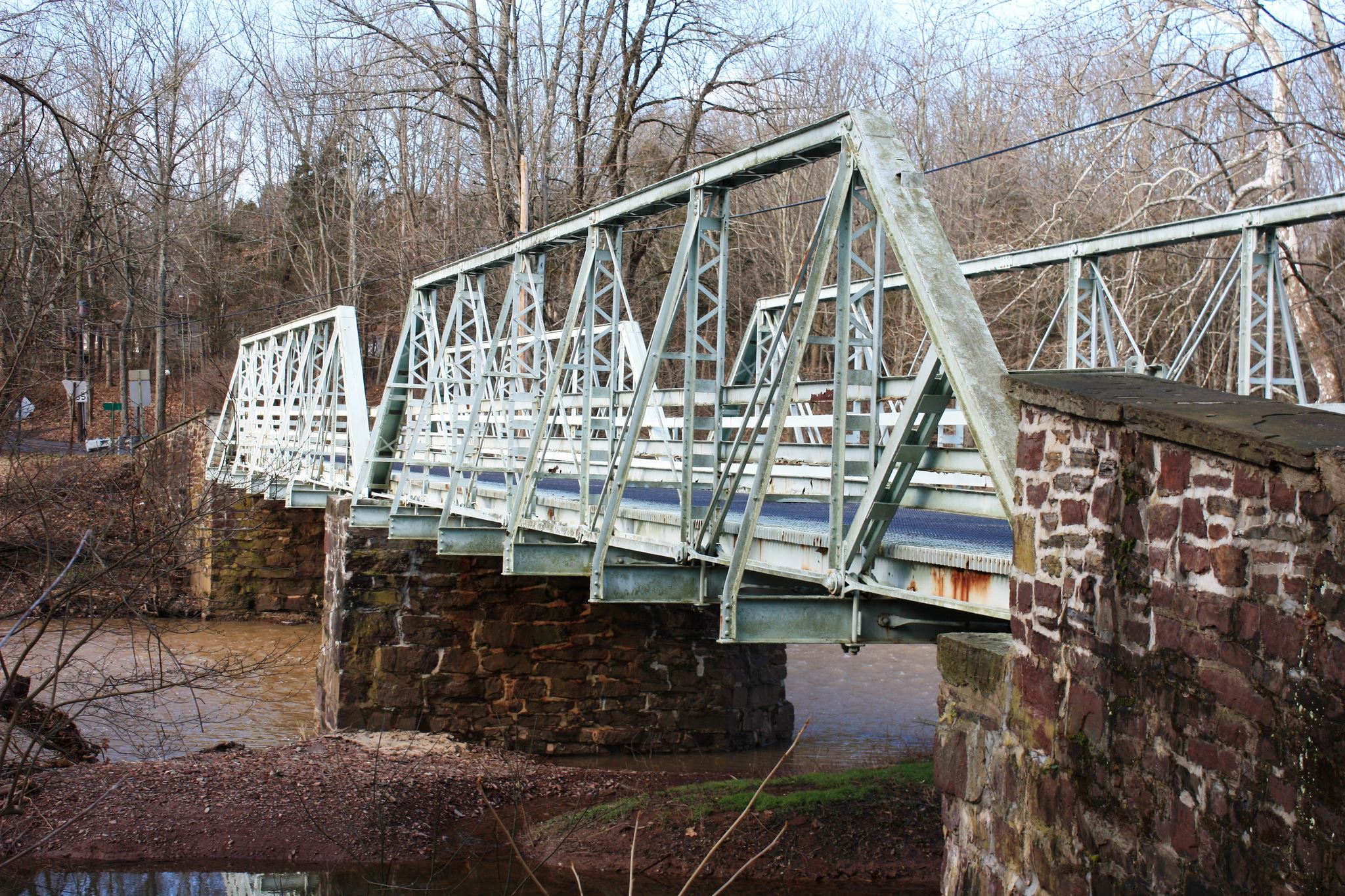 Camp Wawa Road Bridge