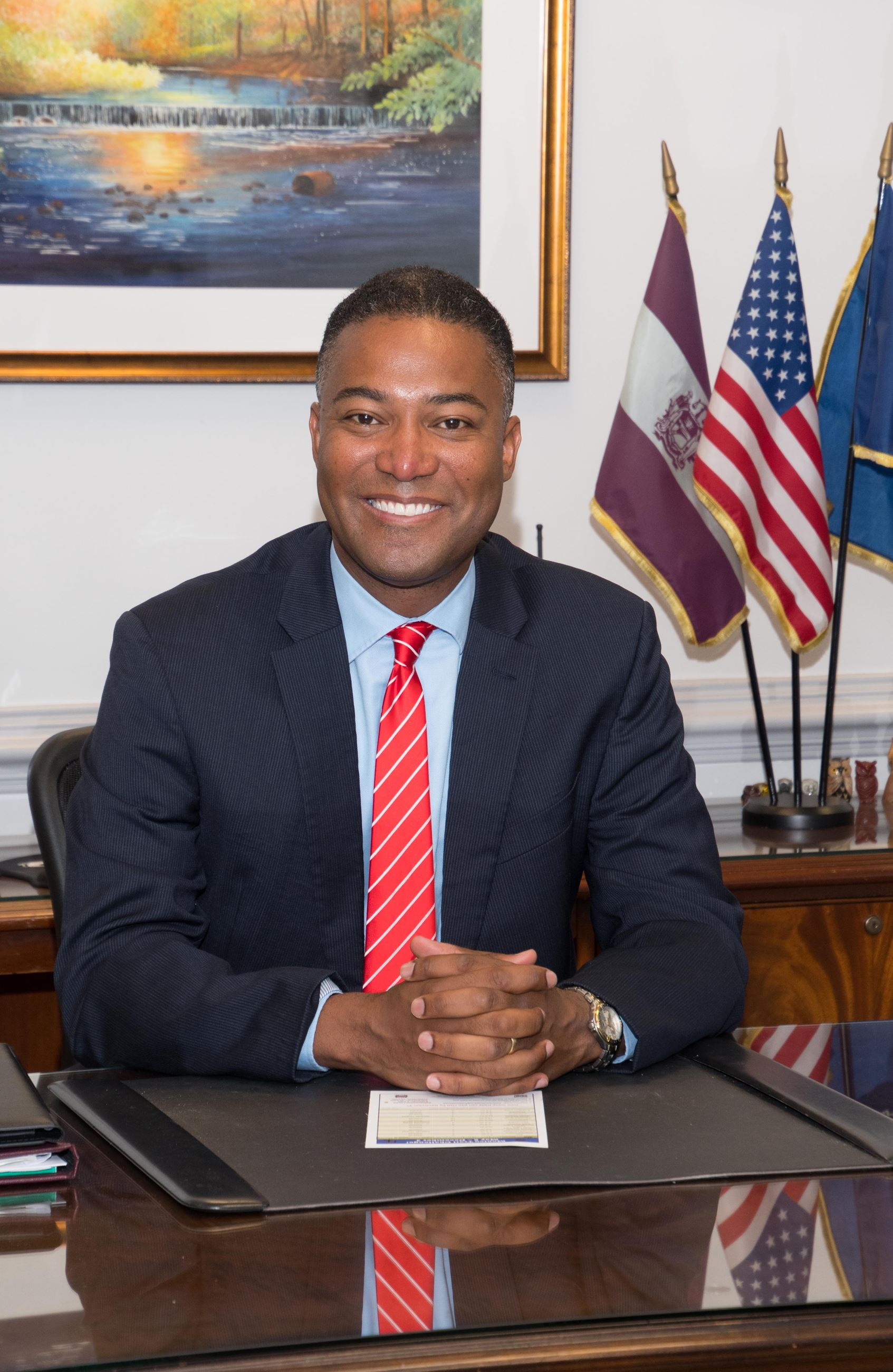 Commissioner Kenneth E. Lawrence, Jr.