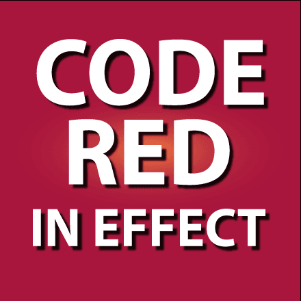 Code Red Graphic
