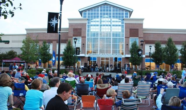 Concert at Providence Town Center