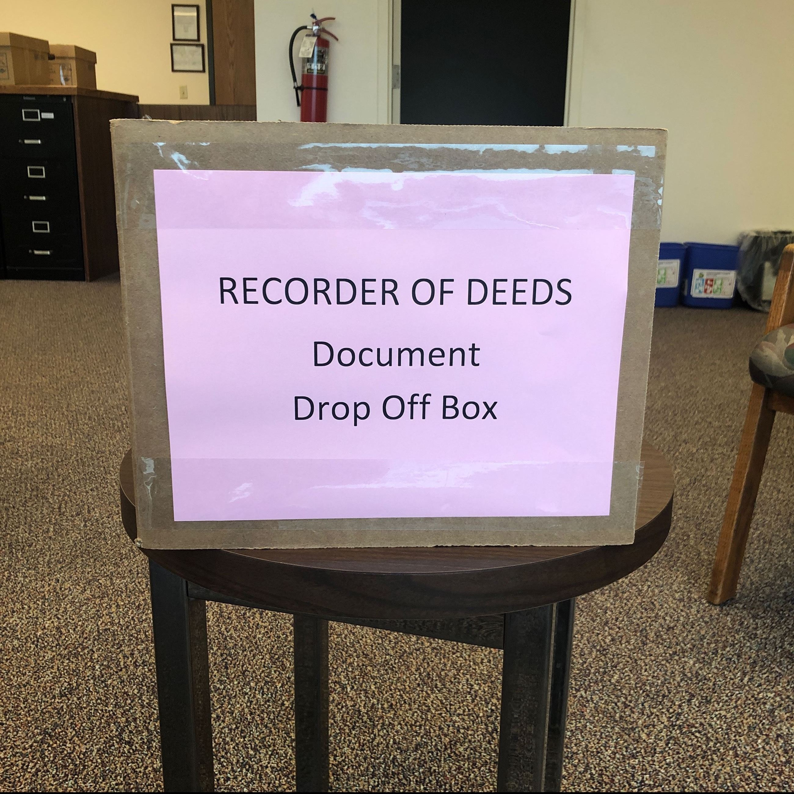 ROD Drop Box