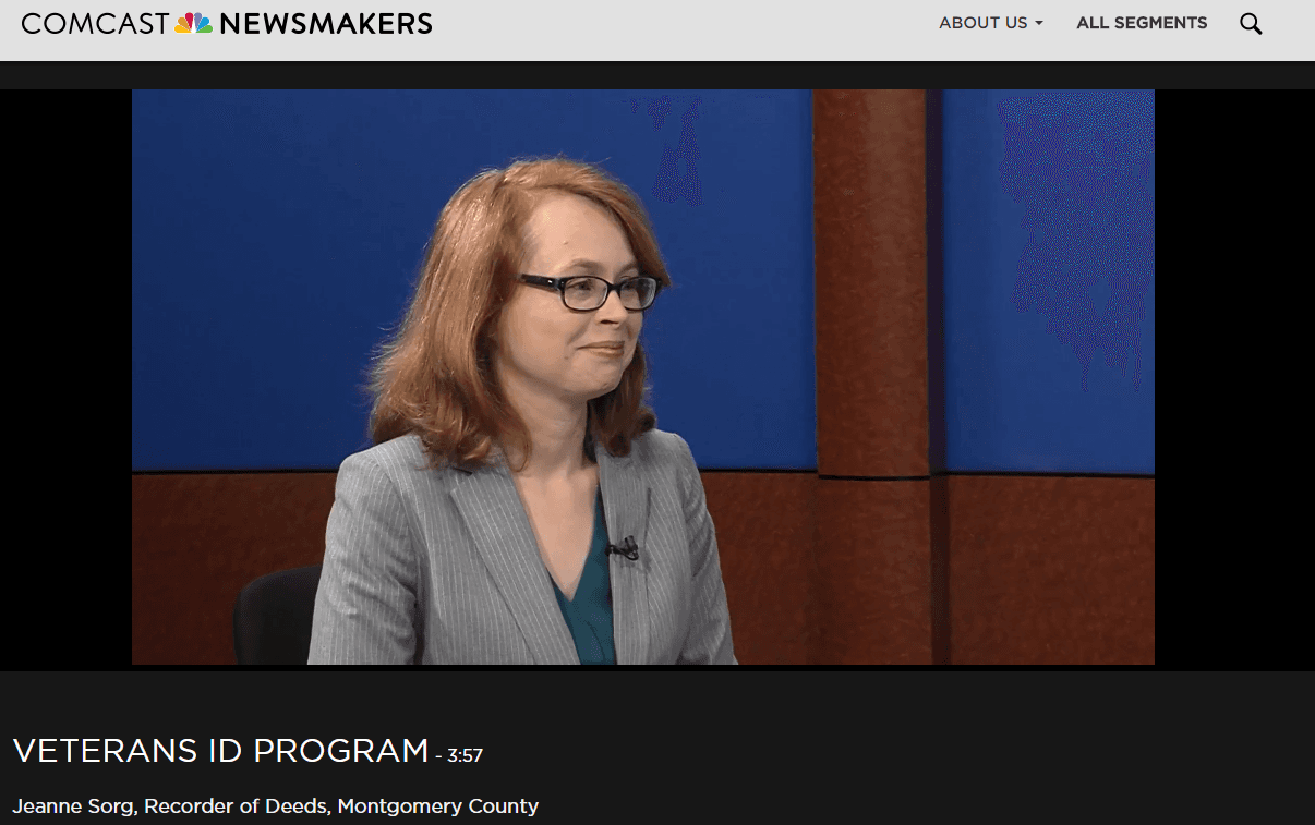 Sorg Comcast Newsmakers