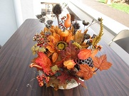 Thanksgiving Centerpieces at Norristown Farm Park.jpg