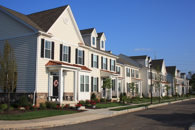 Cold Point Village Carriage Homes in Plymouth Township