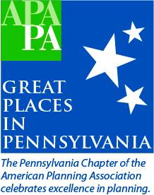APA PA Great Places Logo